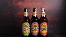 Сидр Chesters (Apple Semi dry) 0.5л. стекло
