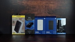 Awei Power Bank 10000 Ma черный