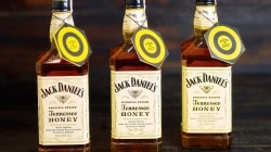 Jack Daniels Honey Flavored Liqueur Tennessee 35% 07 л