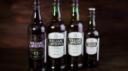 William Lawsons Finest Blended Whisky 10