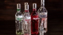 Finlandia Vodka Cranberry 375% 10