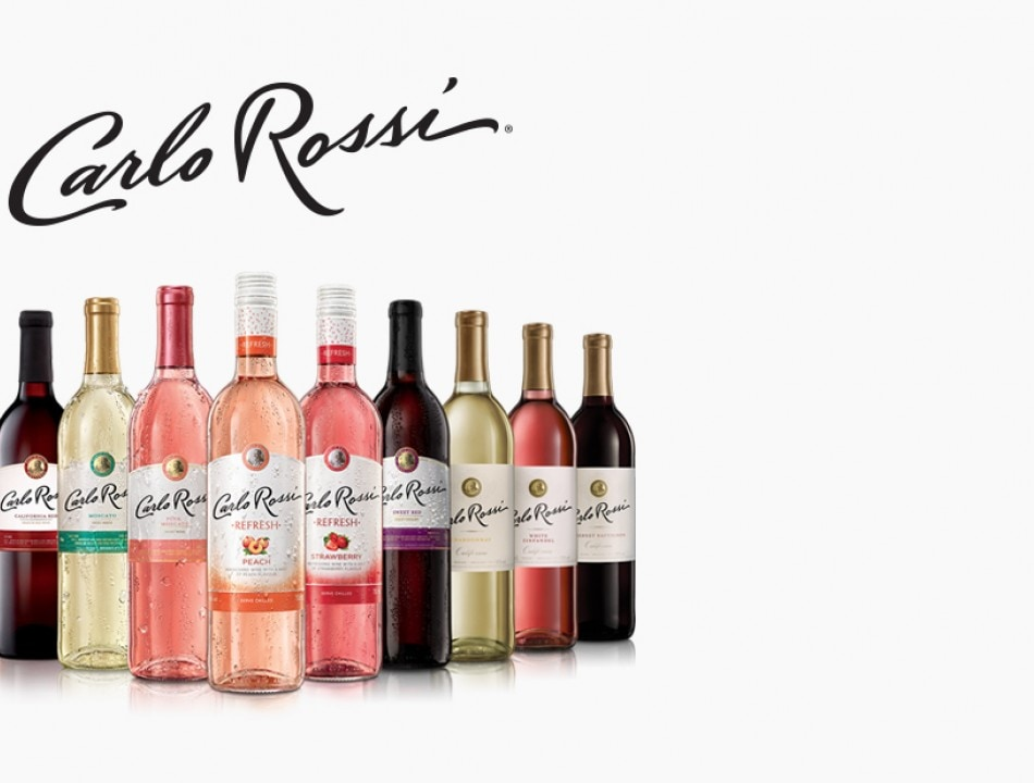 Carlo Rossi California Rose 075